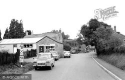 Ewyas Harold, Dulas Road c.1965