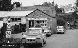 Ewyas Harold, Dulas Road, Michael Griffith's Stores c.1965