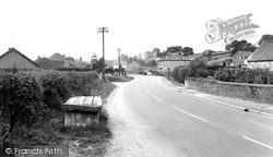 Ewyas Harold, Main Road c.1965