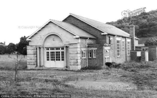 Photo of Ewyas Harold, Memorial Hall c.1960