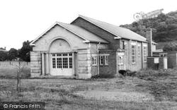 Ewyas Harold, Memorial Hall c.1960