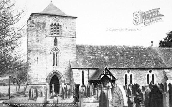 Photo of Ewyas Harold, St Michael's Church c.1939