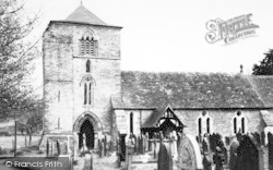 Ewyas Harold, St Michael's Church c.1939