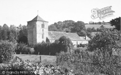 Ewyas Harold, St Michael's Church c.1960