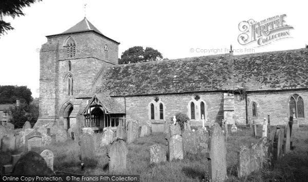 Photo of Ewyas Harold, St Michael's Church c.1965