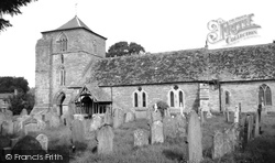 Ewyas Harold, St Michael's Church c.1965