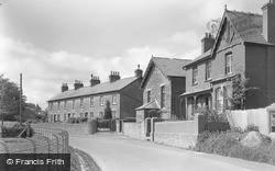 Ewyas Harold, The Baptist Chapel And Temple Terrace c.1955