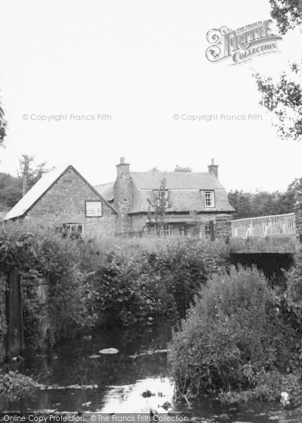 Photo of Ewyas Harold, The Bridge c.1960