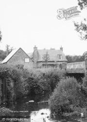 Ewyas Harold, The Bridge c.1960