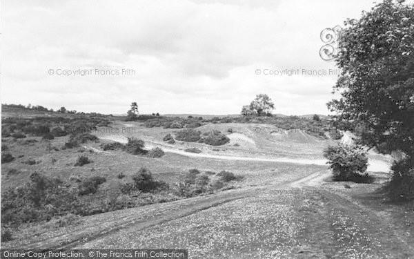 Photo of Ewyas Harold, The Common c.1955