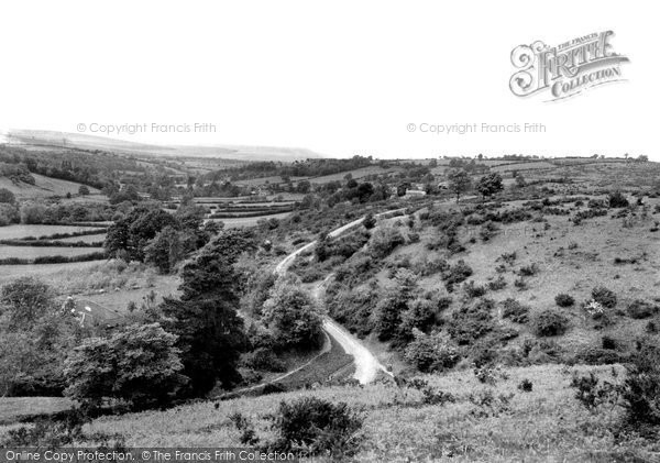 Photo of Ewyas Harold, The Common c.1955