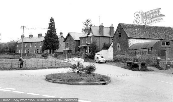 Photo of Ewyas Harold, The Village c.1960
