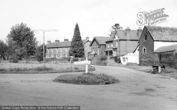 Photo of Ewyas Harold, The Village c.1965
