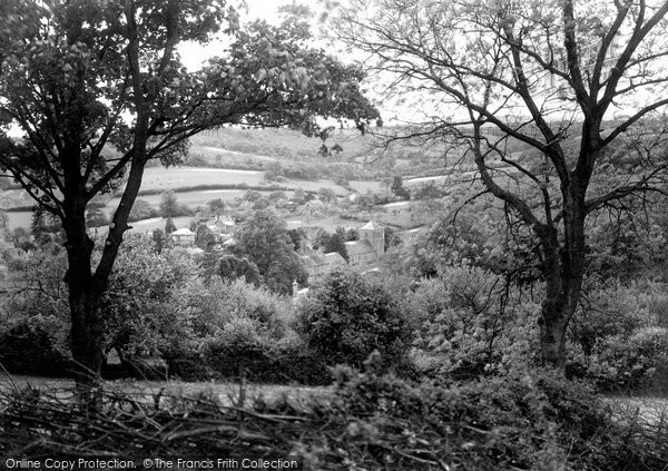 Photo of Ewyas Harold, The Village From The Common c.1955