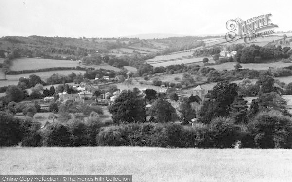 Photo of Ewyas Harold, The Village From The Common c.1965