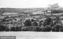 Ewyas Harold, The Village From The Common c.1965