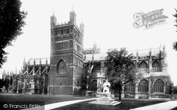 Cathedral 1924, Exeter