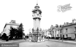 Clock Tower 1929, Exeter