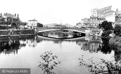 Exe Bridge 1929, Exeter