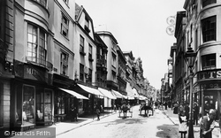 Fore Street 1896, Exeter