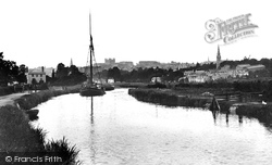 From The Canal 1896, Exeter