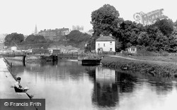 From The Canal 1929, Exeter