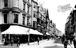 High Street 1896, Exeter