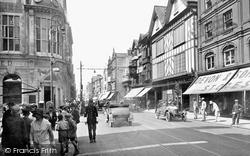 Exeter, High Street 1929