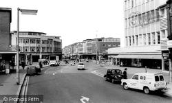 High Street c.1967, Exeter