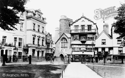 Mol's Coffee House 1906, Exeter