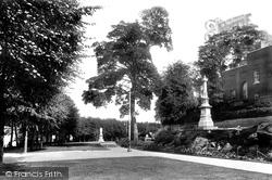 Northernhay 1900, Exeter