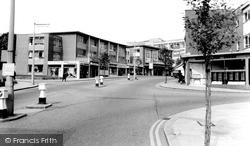 Paris Street c.1965, Exeter