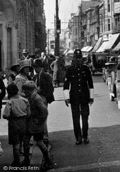 Exeter, Policeman 1929