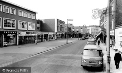 Sidwell Street c.1967, Exeter