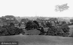 View From West 1896, Exeter