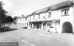 Exford, Park Street c.1960