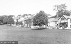 Exford, Recreation Ground c.1955