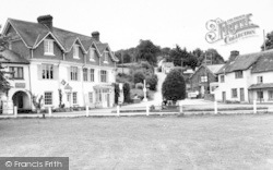 Exford, The Crown Hotel c.1955
