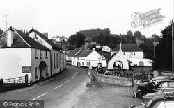 Exford, The Village 1966