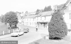 Exford, The Village c.1965