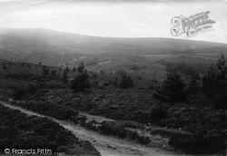 Exmoor, Cloutsham Ball 1892