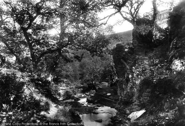 Photo of Doone Glen, 1900, ref. 45674