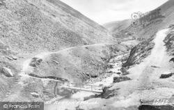 Exmoor, Doone Valley At Heddon's Mouth c.1900
