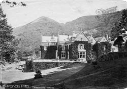 Exmoor, Glenthorne House c.1875