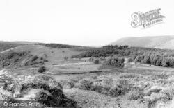 Exmoor, On Dunkery Hill c.1960
