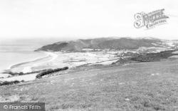 Exmoor, Porlock Bay c.1960