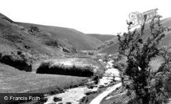 Exmoor, The Doone Valley c.1955