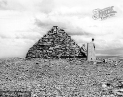 Exmoor, The Summit, Dunkery Beacon c.1960