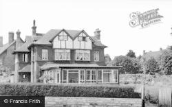 Elmedene Hotel c.1965, Exmouth