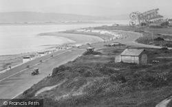 Esplanade 1925, Exmouth